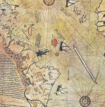 Antartide e Piri Reis