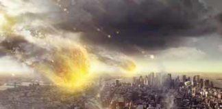 corso di sopravvivenza: sfuggire alla morte in caso di impatto di una cometa