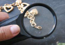 come riconoscere oro vero