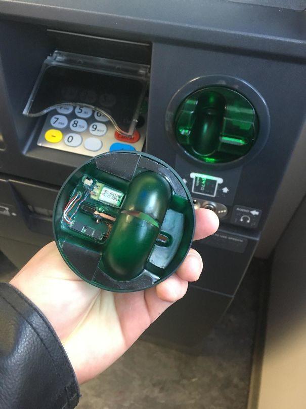 Il disastro mancato...al bancomat