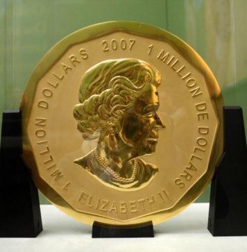 Moneta d'oro da Guinnes