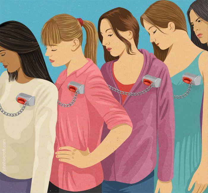 problemi sociali attuali: il corpo delle donne e il consumismo
