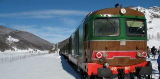 Viaggiare in treno