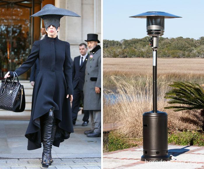sobrietà: Lady Gaga e la passione per i funghi a gas