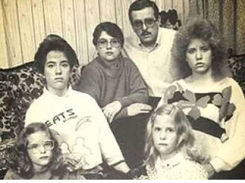 La famiglia Smurl, protagonista di un esorcismo della propria casa con scarsi risultati