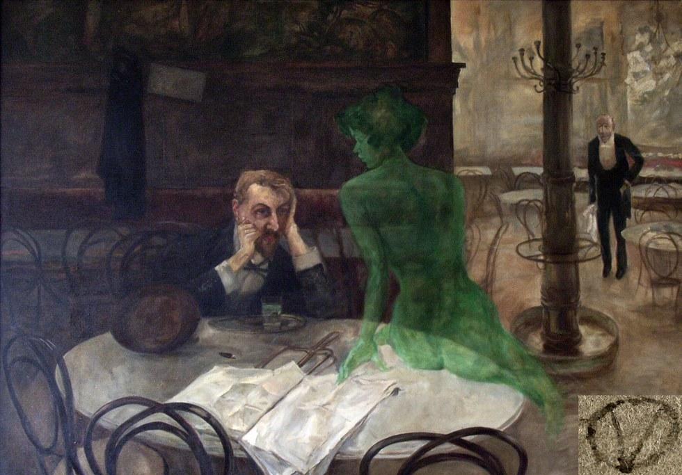 Assenzio: la maledizione verde