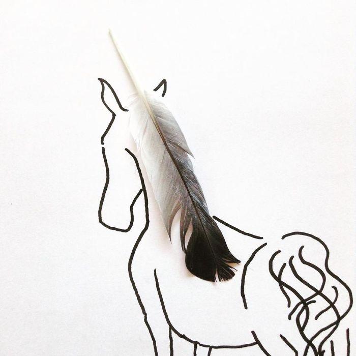 Fonte di ispirazione: Kristiàn Mensa e la piuma di unicorno