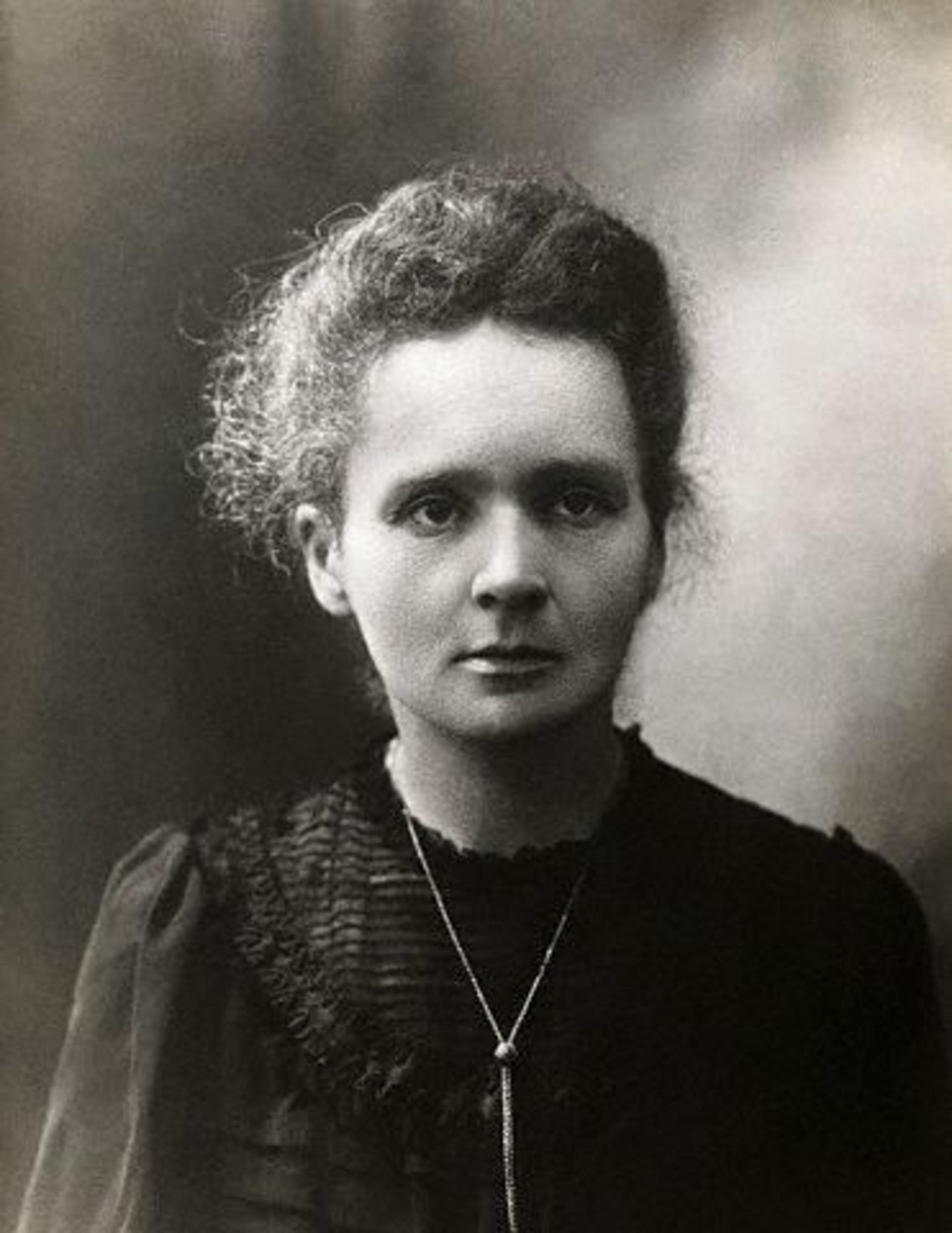 radiazioni: Marie Curie