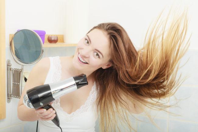 asciugacapelli: lo stai usando nel verso giusto?