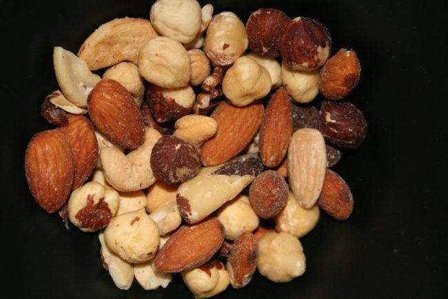 prevenzione primaria: noci e antiossidanti