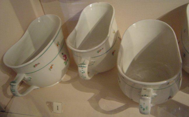l'invenzione del vaso da notte
