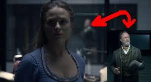 "westworld: Dolores e suo ""padre"""