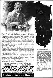 radiazioni: la morte dell'inventore della pittura al radio