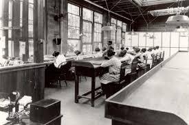 radiazioni: fabbriche di radio