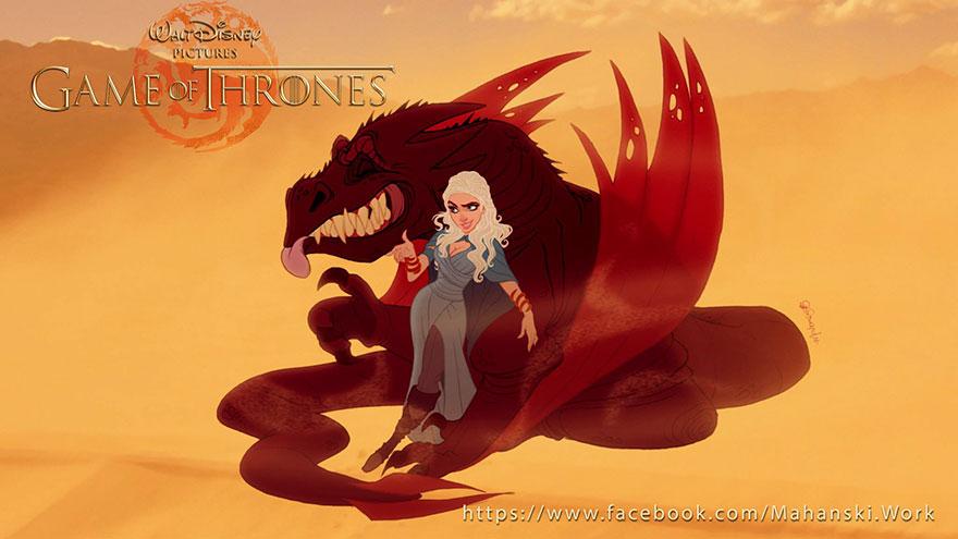 cronache del ghiaccio e del fuoco: Daenerys Targaryen