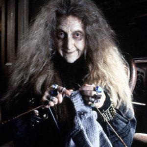 Famiglia Addams, Carol Kane nel ruolo di Nonna Addams