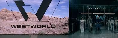 westworld: loghi a confronto