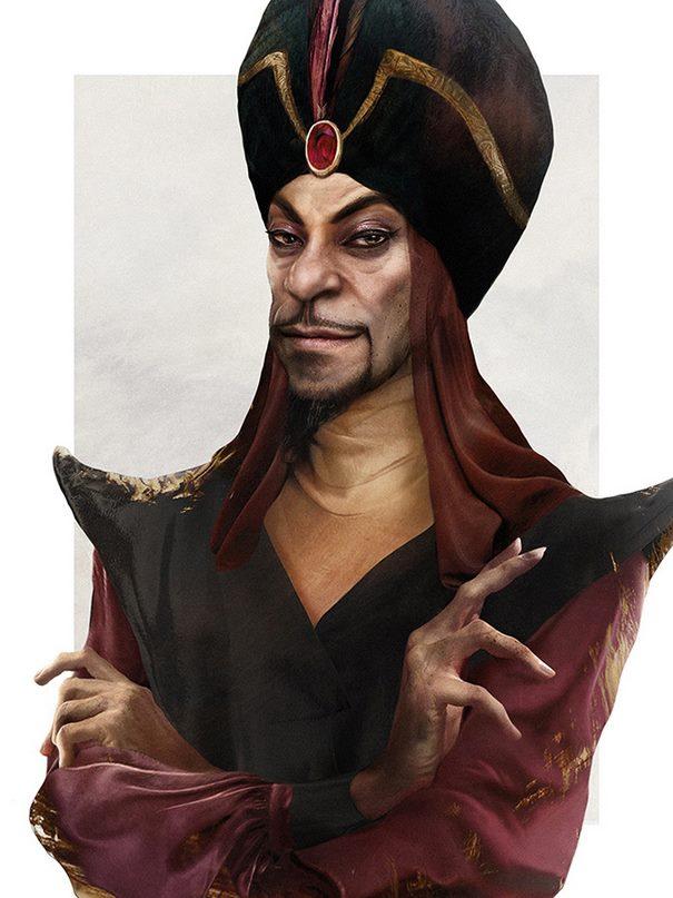 """I Cattivi Disney: Jafar in formato reale direttamente da """"Le mille e una notte"""""""