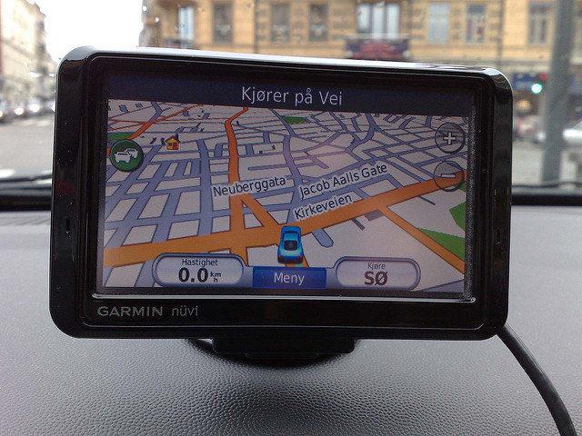 wikipedia: GPS