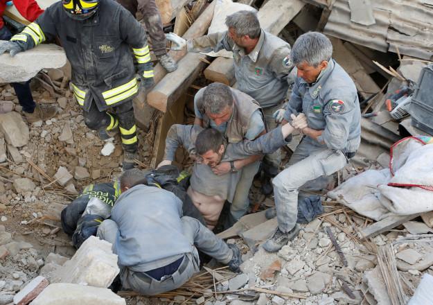 terremoto centro italia bugie bufale