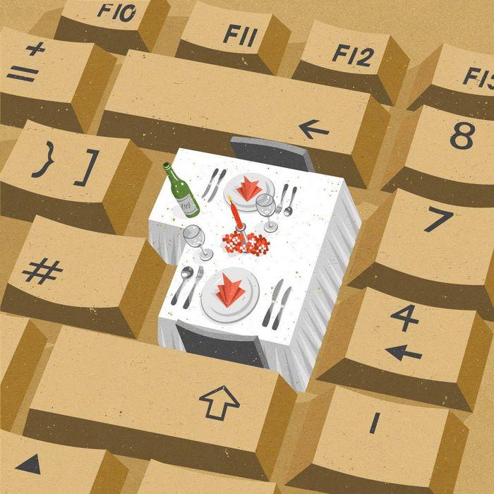 Problemi sociali attuali: dating online o sulla intimità impersonale