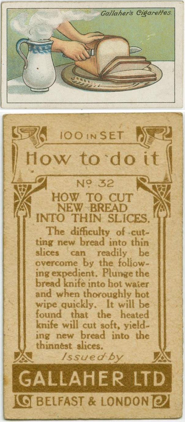 soluzioni quotidiane: come tagliere il pane in fette sottili perfette
