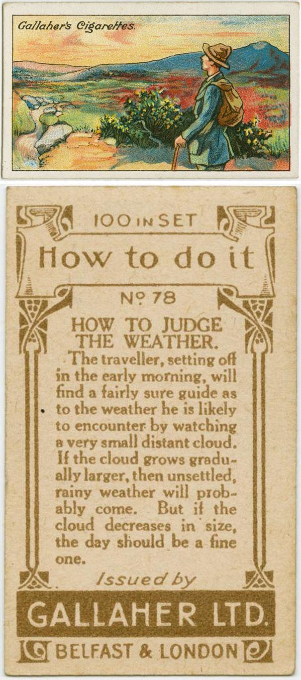soluzioni quotidiane: capire che tempo farà